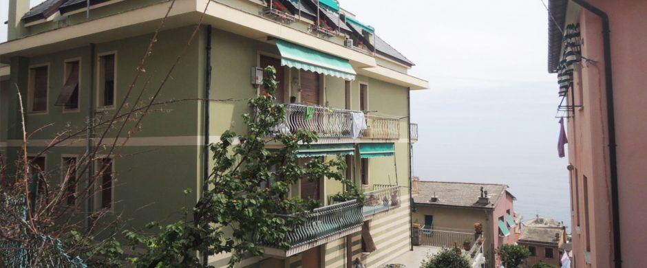 Appartamento a Bogliasco